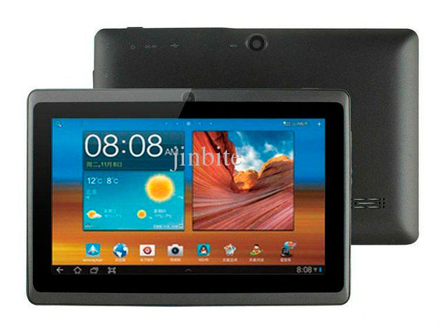 "DiAl tablet-A33 7-дюймовый планшет (7"", 800x480, 512Mb/1.6Gb, Android 4.4.2)"